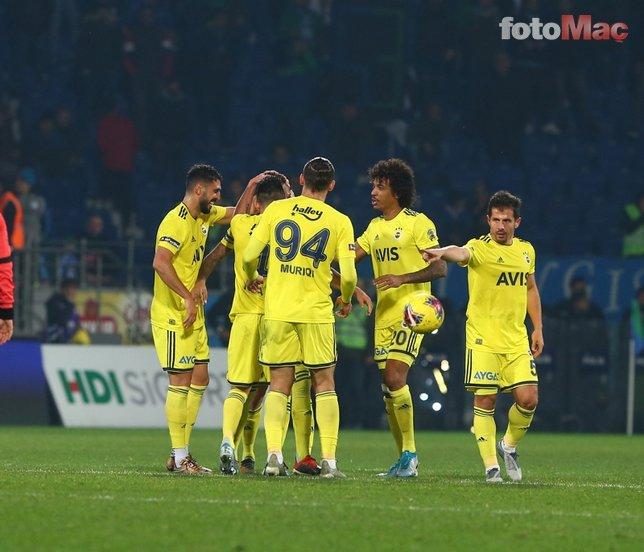 Görüşmeler başladı! İşte Fenerbahçe'nin yeni stoperi
