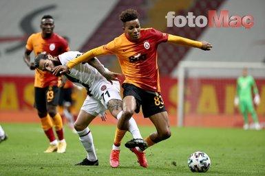 Son dakika spor haberi: Galatasaray - Karagümrük maçına damga vuran kare! Fatih Terim...