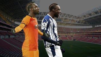 Galatasaray'a Diagne'den kötü haber! İşte kaçan para