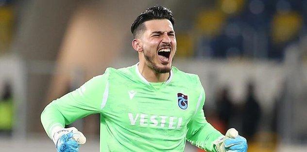 Trabzonspor'un kalecisi Uğurcan Çakır YKS sınavında!