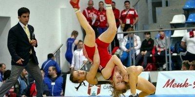 Avrupa Gençler Güreş Şampiyonası