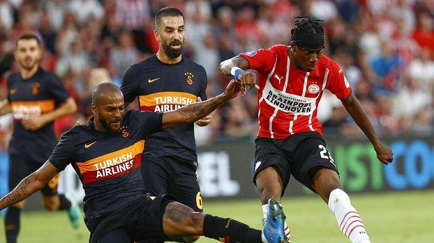 Galatasaray'ın PSV karşısında aldığı 5-1'lik farklı yenilgi tarihine geçti!