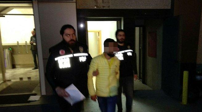Şenol Güneş'e çakmak atan kişi de gözaltına alındı!