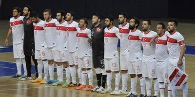 Futsal Milli Takımı, Moldova ile karşılaşacak