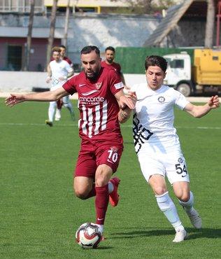 Hatayspor Süper Lig aşkına! Osmanlıspor...