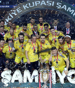 Maç sonucu | Fenerbahçe Beko 80-70 Anadolu Efes