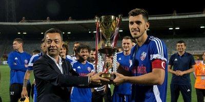 TSYD Kupası Karabükspor'un
