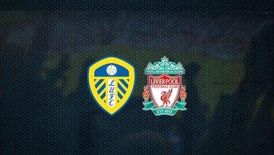 Leeds United - Liverpool maçı ne zaman, saat kaçta ve hangi kanalda canlı yayınlanacak?   İngiltere Premier Lig