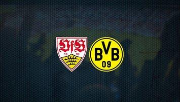 Stuttgart - Borussia Dortmund maçı saat kaçta ve hangi kanalda?