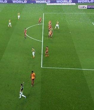 Fenerbahçe attı ama sayılmadı!
