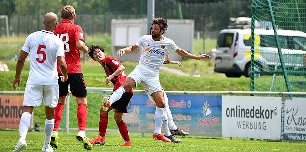 Kayserispor 0-2 SC Freiburg | MAÇ SONUCU