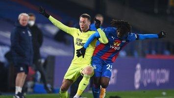Newcastle United son 2 dakikada güldü!