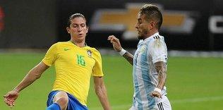 Brezilya, Arjantin'i tek golle devirdi