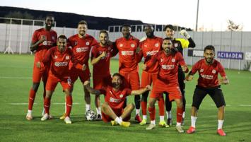 Sivasspor'da Başkent Kupası hazırlıkları sürüyor