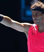 Nadal ve Halep Avustralya Açık'ta 3. tura yükseldiler!