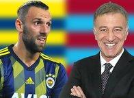 Vedat Muriç'e niyet Trabzonspor'un iki yıldızına kısmet!