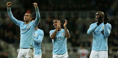 Manchester City'nin bileği bükülmüyor