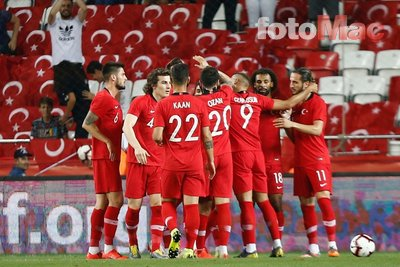 Antalya'da milli şölen!