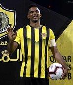 Samuel Eto'o Katar'da