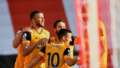 Sheffield United 0-2 Wolverhampton   MAÇ SONUCU