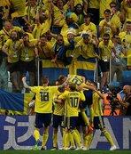 Ibrahimovicsiz İsveç, 3 puanla başladı