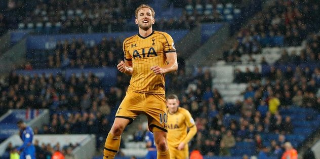 Harry Kane coştu, Tottenham uçtu!
