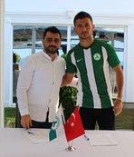 Giresunspor Murat Akça'yı transfer etti