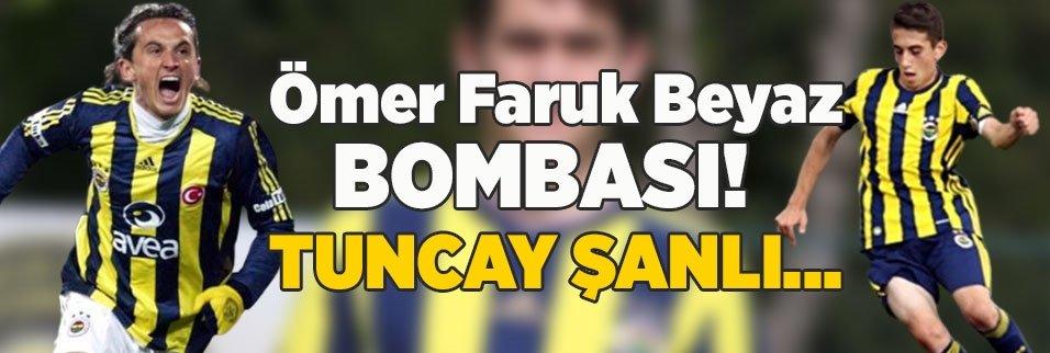 omer faruk beyaz bombasi tuncay sanli 1593158568087 - Mert Çetin transferi bitti! Fenerbahçe ve Galatasaray...