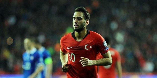 Beşiktaş'ta Çalhanoğlu sürprizi!