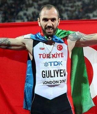 Ramil Guliyev'den Fas'ta ikincilik