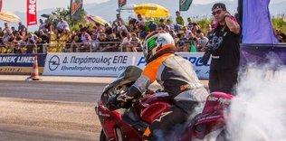 Manisalı motosikletçi Avrupa üçüncüsü oldu