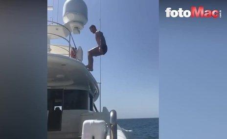 Sergio Ramos'tan tehlikeli atlayış