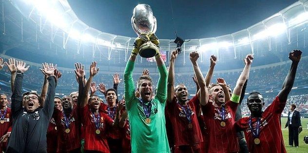 UEFA Süper Kupa mücadelesi İngiliz basınında