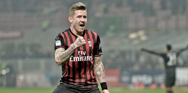 Kucka tamam, sıra Milan'da