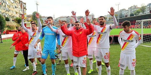 Göztepe maçı sonrası yapılan açıklamalar