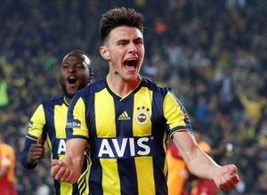 Eljif Elmas Fenerbahçe'den ayrılacak mı? Resmen açıkladı