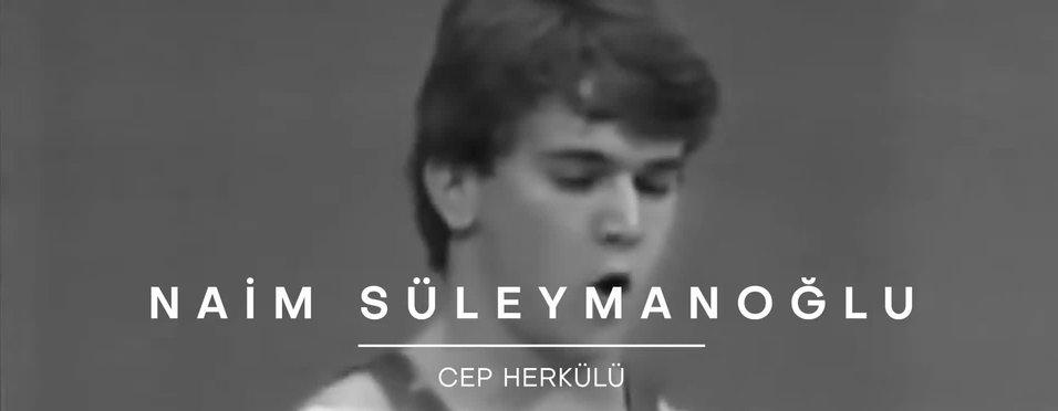 Naim Süleymanoğlu'nu ölüm yıl dönümünde rahmetle anıyoruz