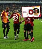 G.Saray'ın yabancı futbolcularından Türkçe bayram tebriği!