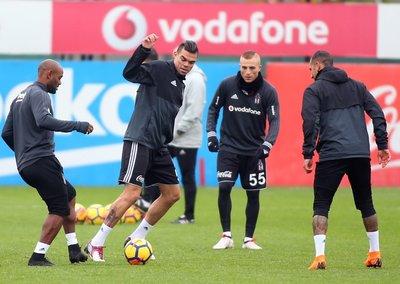 Beşiktaş'ta Alanya hazırlıkları sürüyor!
