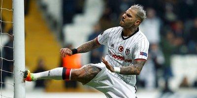 "Beşiktaş'ın ""hırçın"" futbolcusu Quaresma"