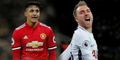 Alexis'li United, Tottenham'a teslim