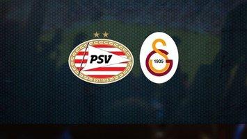 PSV - Galatasaray maçı ne zaman, saat kaçta ve hangi kanalda