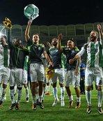 Konyaspor, Salzburg'u konuk edecek