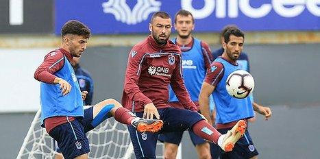 Trabzonspor'da efsane motivasyonu!