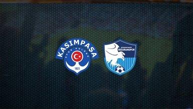 Kasımpaşa - BB. Erzurumspor maçı ne zaman, saat kaçta ve hangi kanalda canlı yayınlanacak?   Süper Lig