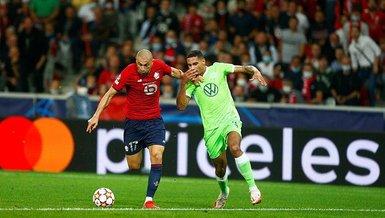 Lille Wolfsburg: 0-0   MAÇ SONUCU - ÖZET