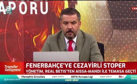 Fenerbahçe'ye Cezayirli stoper