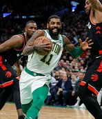 Celtics, Irving'le kazandı