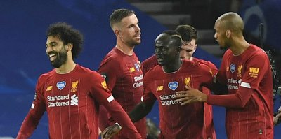 Brighton 1-3 Liverpool | MAÇ SONUCU