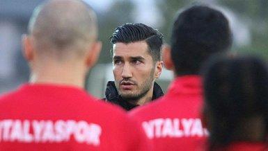 Antalyaspor'da Nuri Şahin'in teknik ekibi belli oldu